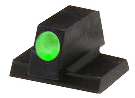 Meprolight 11766FS Tru-Dot Night Sight S&W M&P Full Size|Compact Tritium Green Front Black