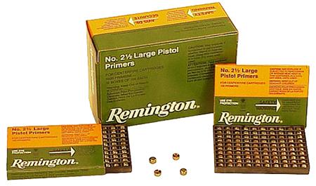 Remington Ammunition X22626 Kleanbore Centerfire Primer