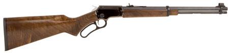 Chiappa Firearms 920373 LA332 Deluxe Takedown Lever 22LR 18.5 15+1 Walnut Oil Finish Stk Blued in.