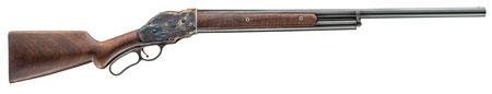 Chiappa Firearms 930001 1887 Lever 12ga 28 2.75 in.  Walnut Stk Color Case Hardened Rcvr|Blued in.