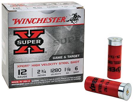 Winchester Ammo WE12GTH7 Super X Xpert High Velocity 12 Gauge 2.75in. 1 1/8 oz 7 Shot 25 Bx/ 10 Cs