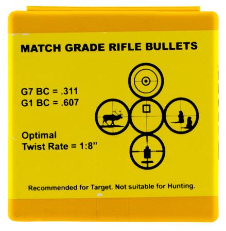 Berger Bullets 24433 Target   105 GR  100 Box