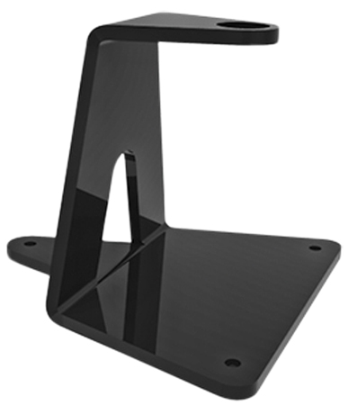 Lee 90587 Powder Measure Stand 1 Powder Coated Steel 7/8 Hole in.