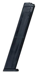 HK 217635S USP 9mm Luger 30 rd Polymer Black Finish