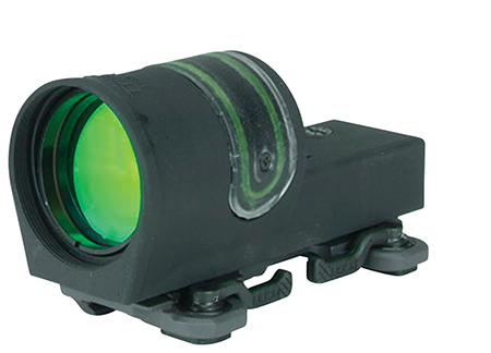 Trijicon 800047 RX3423 Reflex 1x 42mm Obj Unlimited Eye Relief 4.5 MOA Black