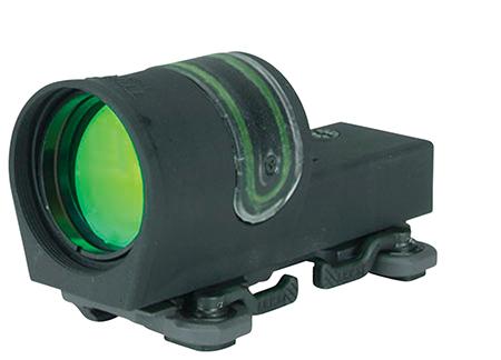 Trijicon 800047 RX3423 Reflex 1x 42mm Obj Unlimited Eye Relief 4.5 MOA Black