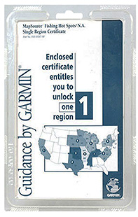 Garmin 0101030700 Single Certificate