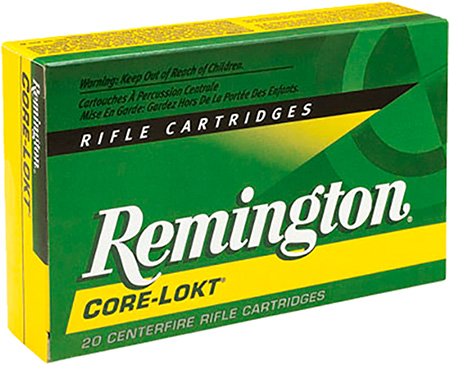 Rem Ammo R7X641 Core-Lokt 7x64mm Brenneke Pointed Soft Point 140 GR 20Box|10Case