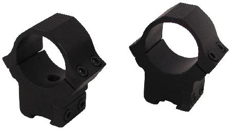 Sun Optics SM5010 AirSport Rings Rings 1 Medium 30mm Diameter Satin Black in.