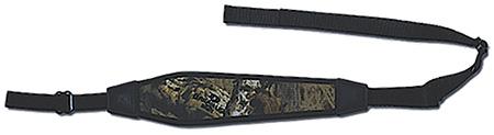 Grovtec US Inc GTSL29 Premium Padded Nylon Sling with Swivels 48 x 1 in.  1 in.  Swivel Nylon Mossy Oak Obsession in.