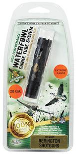Hevishot 240121 Hevi-Choke Waterfowl Rem Choke 20 Gauge Extended Range 17-4 Stainless Steel Black