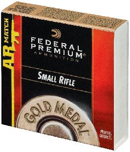 Federal GM205MAR Premium Small Rifle  1000 Per Box