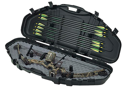 Plano 111100 Bow Case 1111-00 Black