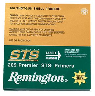 Remington Ammunition 209PSTS 209 STS