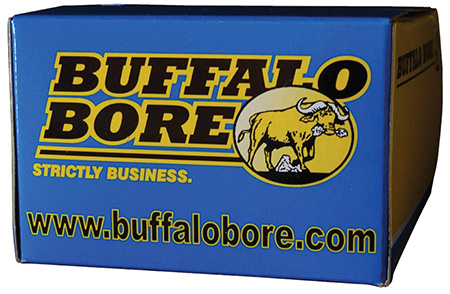 Buffalo Bore 4H|20 Handgun 44 Rem Mag Medium Cast HP 180GR 20Box|12Case