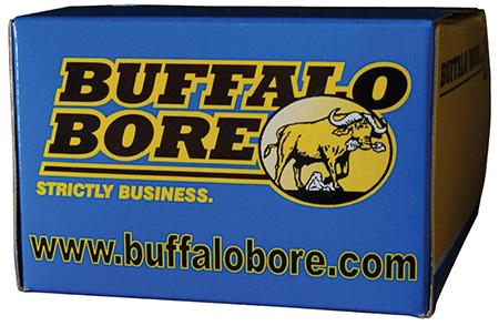 Buffalo Bore 4H|20 Handgun 44 Rem Mag Medium Cast HP 180GR 20Box|12Case