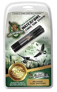 Hevishot 550129 Hevi-Choke Waterfowl ProBore 12 Gauge Mid-Range 17-4 Stainless Steel Black