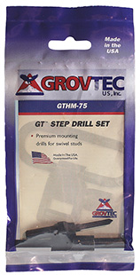 Grovtec US Inc GTHM75 Step Drills Set