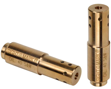 Sightmark SM39016 Laser Boresighter Cartridge 40 S&W  Brass