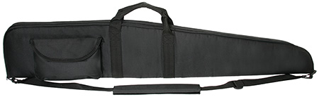 Max Ops 28109 Tactical Shotgun Case 41x8 in.  w|Shotshell Holder 600D Poly Blk in.