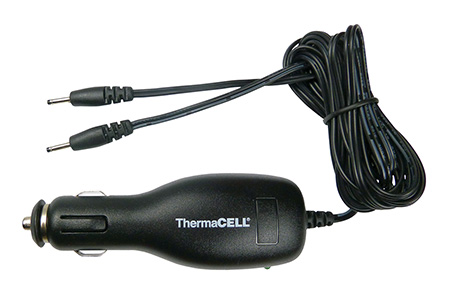 Thermacell THSCC1 Heated Insoles Car Charger 12V