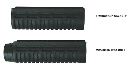 Phoenix Technology MSF1201B Standard Forend 12 Gauge Mossberg 500 Glass-Filled Nylon Black