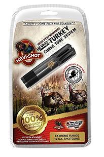 Hevishot 450129 Hevi-Choke Turkey ProBore 12 Gauge Extended Range 17-4 Stainless Steel Black