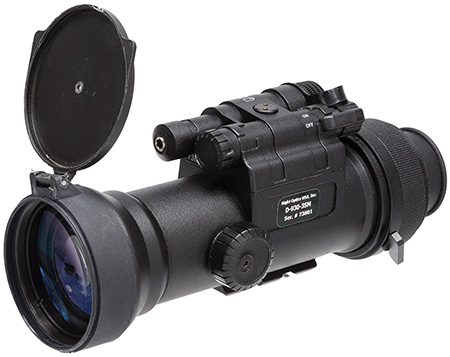 Night Optics NS9302H D-930 Night Vision Scope 2nd + Gen 1x  8.5 degrees FOV