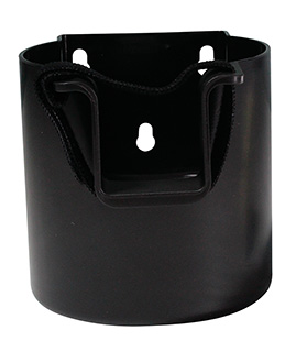 Streamlight 44918 Waypoint Holder For Rechargeable Flashlight Holder Black