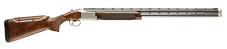 Browning 0135533009 Citori 725 Sporting Over|Under 12 Gauge 32 3 in.  Black Walnut Adjustable Comb Stk Silver Nitride Steel in.