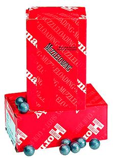 Hornady 6080 Lead Balls 45 Black Powder Lead Balls 143 gr 100 PK