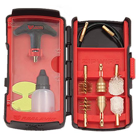 Real Avid|Revo AVZW101S Zipwire Shotgun Cleaning Kit  Size 12.75x9.37x2.5 1 Kit