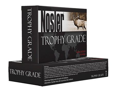 Nosler 48634 Trophy 9.3mmX62 Mauser 250GR AccuBond 20Bx|10Cs Brass