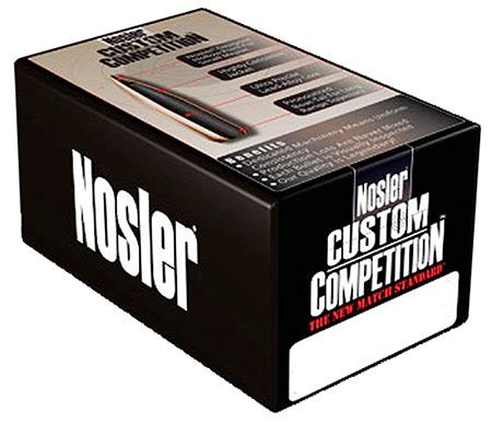 Nosler 44166 Match Grade 6.5X284mm Norma 140 GR Hollow Point (HP) 20 Bx/ 10 Cs