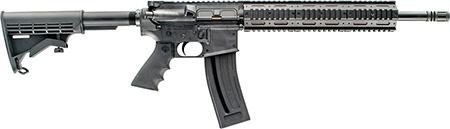 Chiappa Firearms CF500.088 M4-22 Gen-II Pro 22 Long Rifle 18.5 28+1 6Pos Stk Blk in.