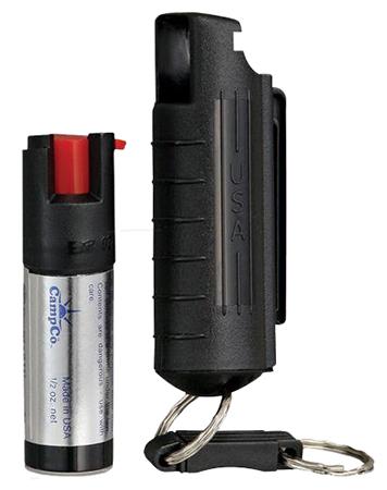 S&W Pepper Spray 1403 Pepper Spray Plastic Case Pepper Spray Plastic Case