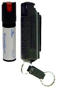 S&W Pepper Spray 1453 Pepper Spray Plastic Case Pepper Spray Plastic Case