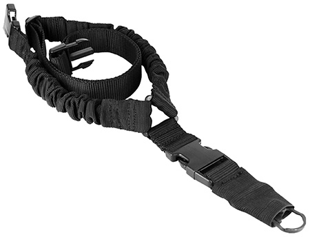 Aim Sports AOPS01B 1 Point Tactical Bungee Sling Black