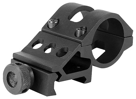 Aim Sports MT027 Tactical Offset Ring Mount 1 Mount 1.2 oz Aluminum 1.4 in.  L in.