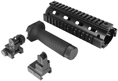 Aim Sports ACAR01 AR-15 Combo Kit V1 AR-15|M16|M4 Aluminum 6.5 x 4.25 in.  x 2 in.  in.