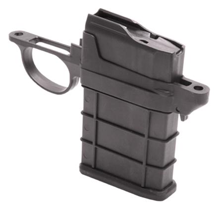 Howa ATIM10R3006 Ammo Boost Howa 1500 25-06 Rem|270 Win|30-06 Sprg 10 rd Polymer Black