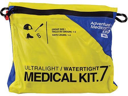 Adventure Medical Kits 01250291 Ultralight/Watertight .7 Medical Kit 1-2 Person
