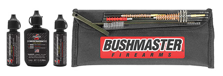 Bushmaster 93611 Squeeg-E Cleaning Kit 5.56 223 Rem