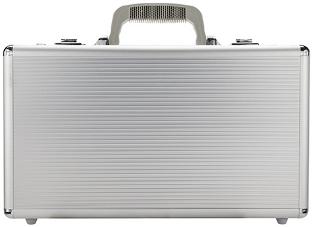 Silver Bulllet|2nd Amen BLD25 One-Sided Handgun Case ABS Polymer 16 x 9 in.  x 6.5 in.  in.