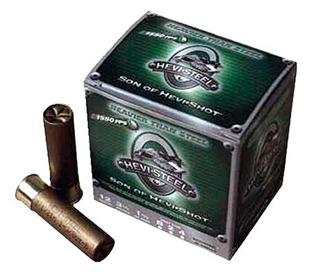 Hevishot 60088 Hevi-Steel 12 Gauge 3in. 1 1/4 oz BB Shot 25 Bx/ 10 Cs