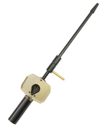 Bore Tech BTPG-1100-0 Patch Guide Gold .17 Cal-.25 Cal