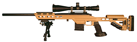 MasterPiece Arms 308BATAN Bolt Action 308 Win|7.62 NATO 24 10+1 MPA Tactical Chassis Aluminum Tan Stk Tan Cerakote in.