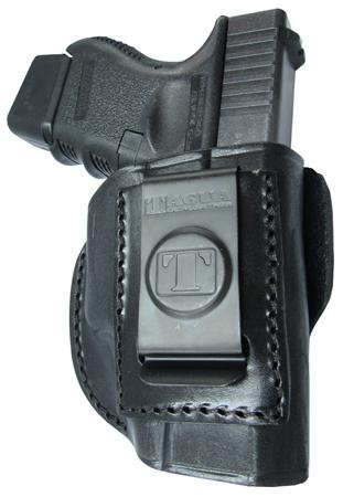 Tagua IPH4630 4 In 1 Inside The Pant  Springfield XD Steerhide Black