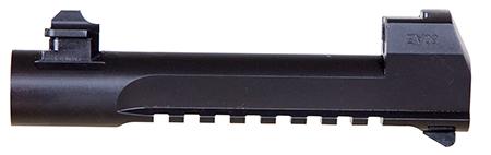 Magnum Research 6-inch .357 Barrel Black W/ Muzzle Brake