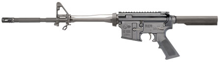 Colt Mfg LE6920-OEMSS LE6920 OEM1 Semi-Automatic 223 Remington|5.56 NATO 16 FH 30+1 A2 Front Blk in.